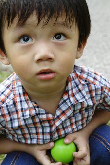Free Asian Boy Royalty Free Stock Photography - 13922587
