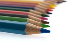 Free Color Pencils Stock Image - 13922771