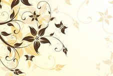 Free Floral Background Stock Photography - 13922862