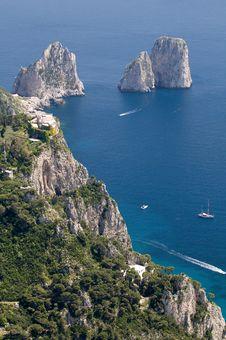 Free Capri Island Stock Photo - 13922990