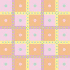 Free Cute Seamless Pattern Royalty Free Stock Image - 13923496