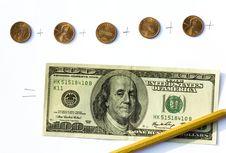 Free Money Stock Photography - 13923582