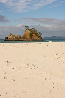 Free Pungapunga Island New Zealand Royalty Free Stock Photos - 13923828