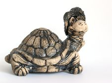 Free Souvenir Comic Image Turtles Stock Images - 13924564