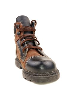 Free Hiking Boots Stock Photo - 13925120