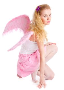 Free Angel Royalty Free Stock Photography - 13925127
