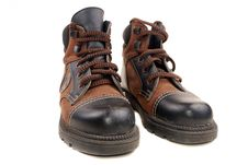 Free Hiking Boots Royalty Free Stock Photography - 13925187