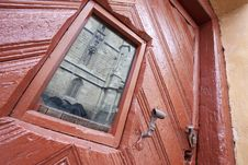 Free Old Door Stock Photography - 13925872
