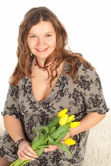 Free Pregnant Woman Stock Photo - 13926350