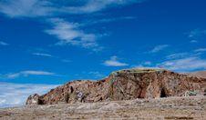 Free Streamer Mountain In Tibet Royalty Free Stock Image - 13926436