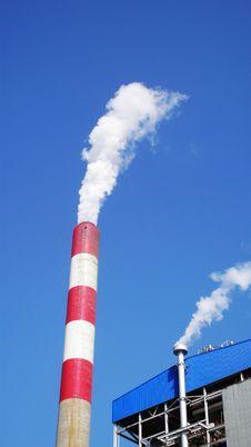 Free Heat Power Plant Stock Photo - 13926460