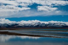 Free Scenery In Tibet Stock Photography - 13926592