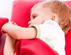 Free Little Sleeping Boy Royalty Free Stock Photos - 13927488
