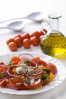 Free Salad Royalty Free Stock Images - 13928169