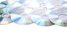 Free CD S Royalty Free Stock Photo - 13928215
