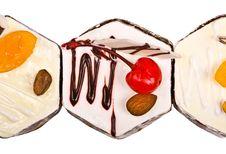 Free Bright Tasty Cakes Stock Photo - 13928730