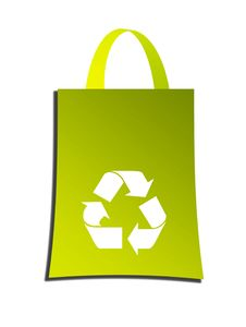 Free Eco Bag Stock Images - 13929234