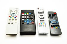 Free TV Remote Royalty Free Stock Images - 13929309