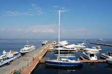 Free Marine Yachts Stock Photo - 13929410
