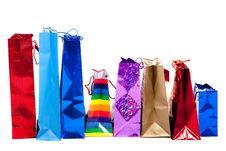 Free Shopping Bags Stock Photos - 13929923