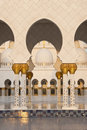 Free Arches At A Mosque Stock Images - 13939794