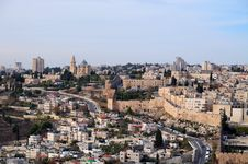 Free Jerusalem Royalty Free Stock Photography - 13930537