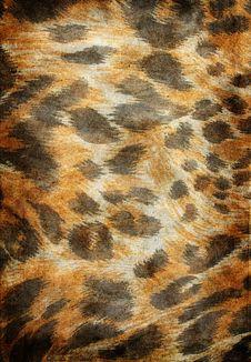 Free Grunge Tiger Background Royalty Free Stock Photos - 13930758