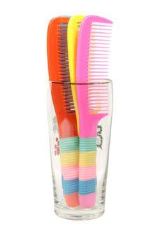 Free Hairbrushes Royalty Free Stock Photos - 13930898