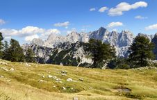 Free View From Julian Alps Stock Images - 13930994