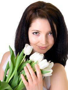 Free Attractive Woman Stock Photo - 13931350