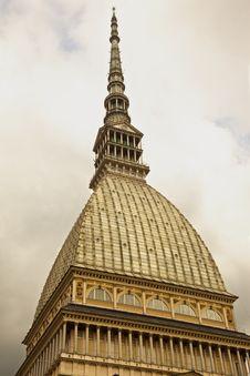 Free Mole Antonelliana, Turin (Piedmont), Italy Royalty Free Stock Image - 13931456