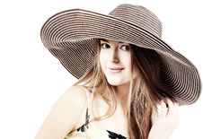 Free Summer Hat Stock Photos - 13931613