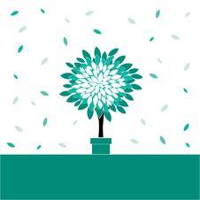 Free Green Tree Stock Photo - 13932300