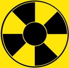 Radiation Fan Royalty Free Stock Photos