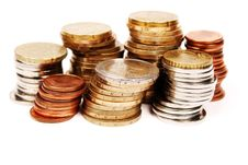 Free Coins Stock Image - 13933721