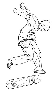 Free Skater Stock Image - 13935061