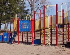 Free Playground Stock Photos - 13935073