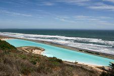 Free Seaside Swimming Pool Stock Photo - 13936170