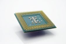 Free CPU Closeup Royalty Free Stock Photo - 13937085