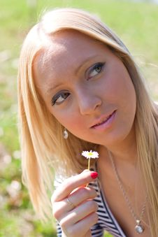 Free Blond Girl Royalty Free Stock Images - 13937699