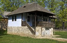 Free Romanian Cottage Stock Photography - 13937932