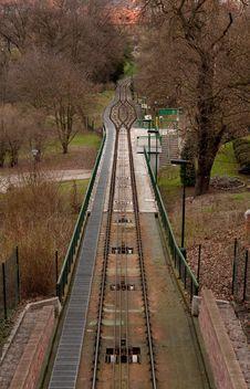 Free Funicular Railway Royalty Free Stock Image - 13937946