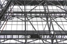 Free Steel Structure Royalty Free Stock Image - 13938166