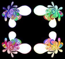 Free Floral Background Royalty Free Stock Photos - 13938238