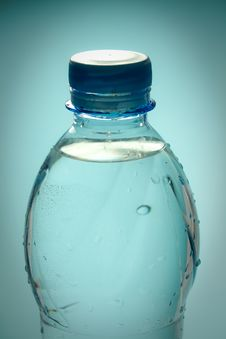 Free Bottle Of Water Stock Images - 13938284