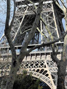Free La Tour Eiffel (The Eiffel Tower) Royalty Free Stock Photo - 13938505