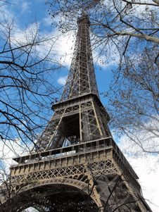 Free La Tour Eiffel (The Eiffel Tower) Stock Photos - 13938513