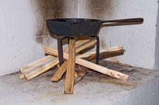 Free Frying Pan Stock Images - 13938784