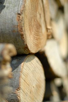 Free Heating Wood Stock Photography - 13938872