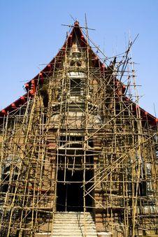 Free Restored Church Stock Image - 13939121